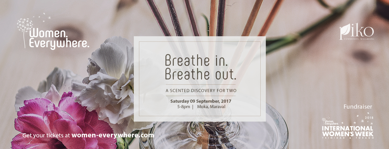 Breathe in. Breathe out. | A scented discovery for two