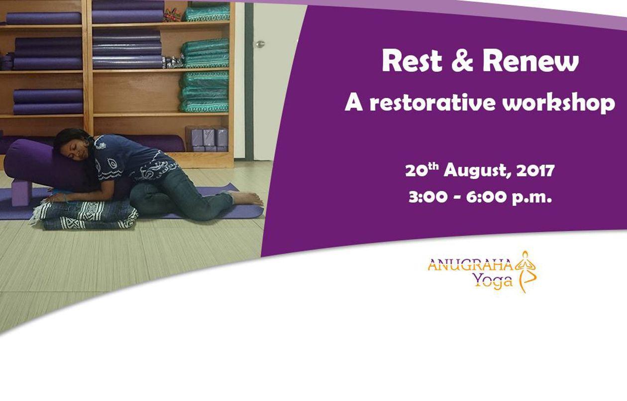 Rest & Renew