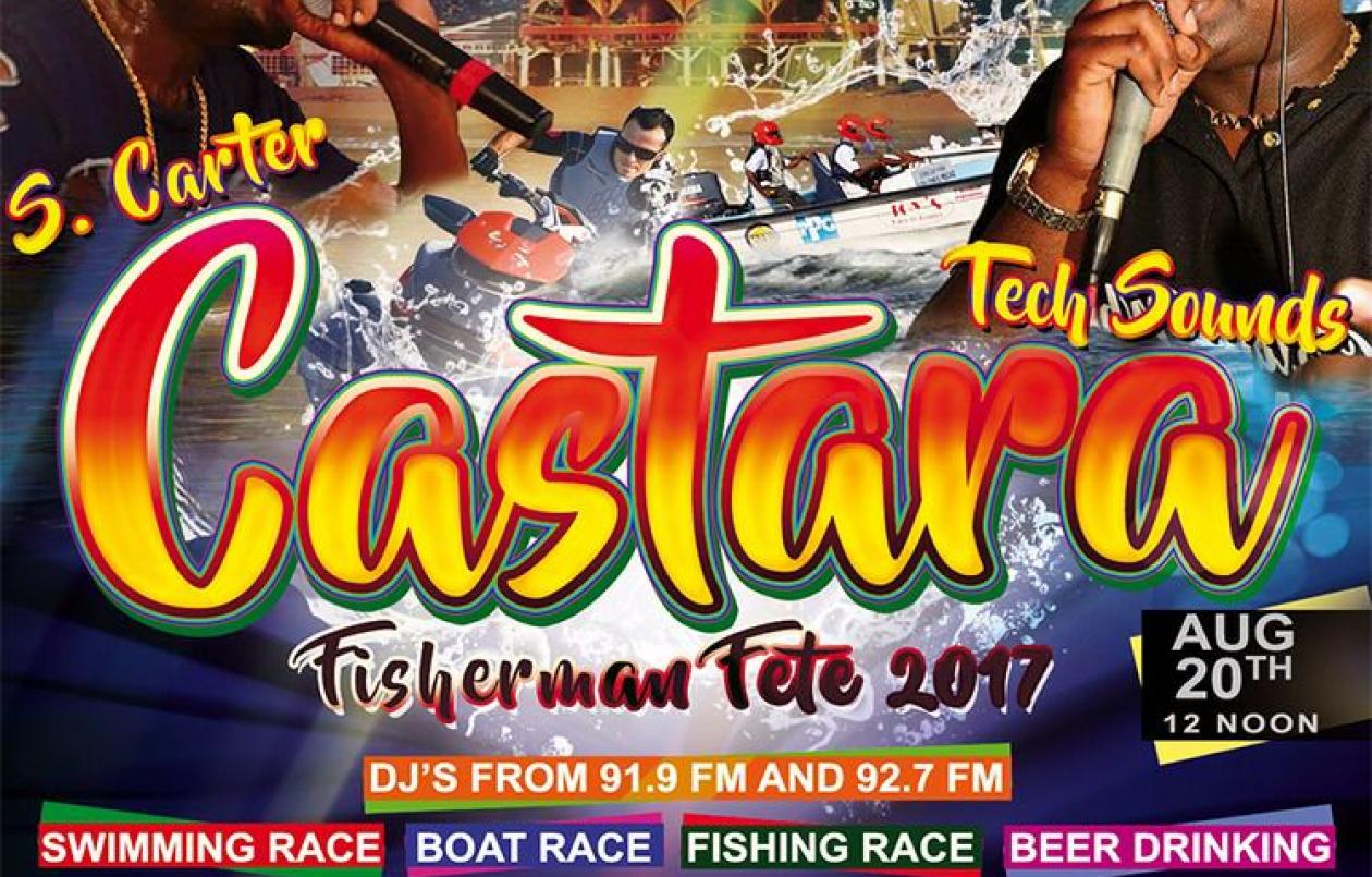 Castara Fisherman Fete 2017