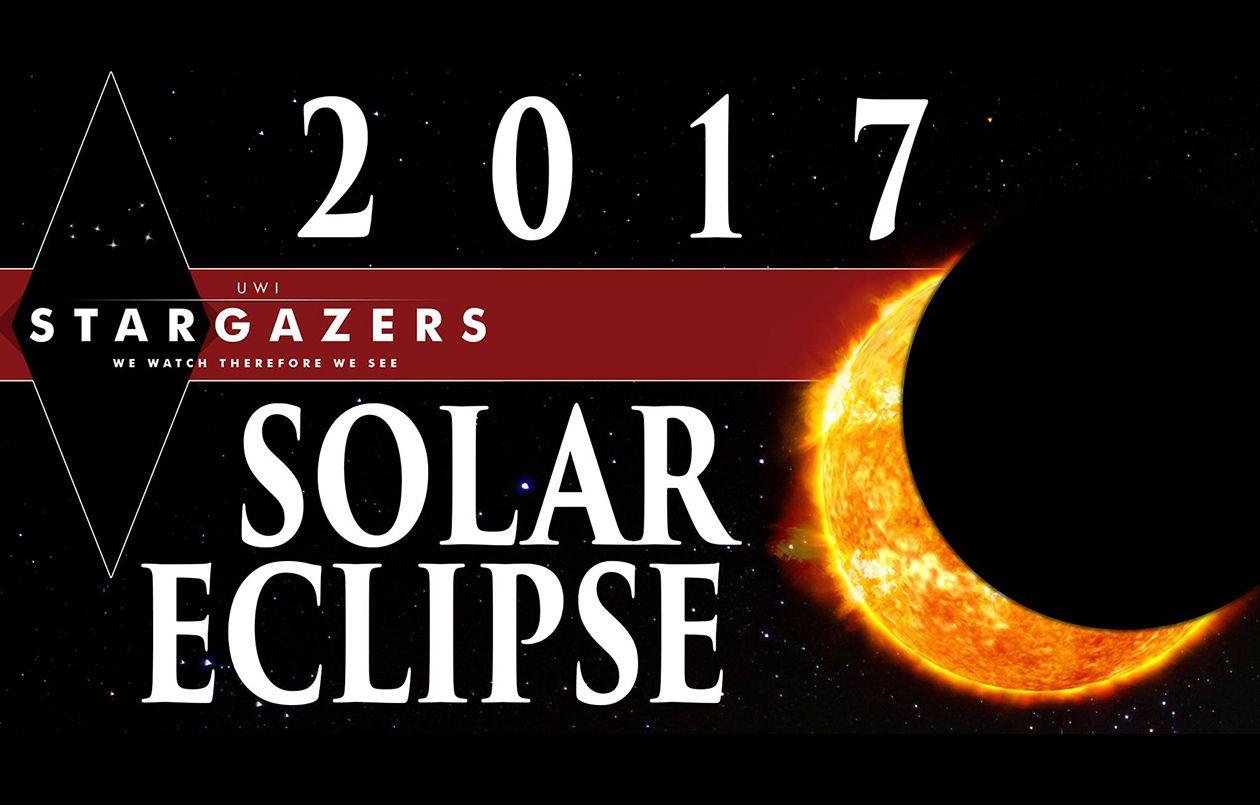 UWI StarGazers 2017 Solar Eclipse