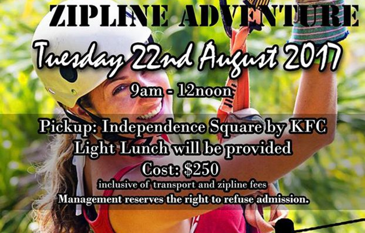 AdmitOne Macqueripe Zipline Adventure - 22.08.17