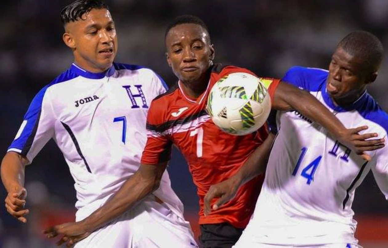 World Cup Qualifier 2017: Trinidad and Tobago vs. Honduras