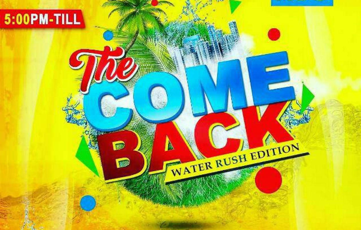 The Come Back (Teen Water Party)
