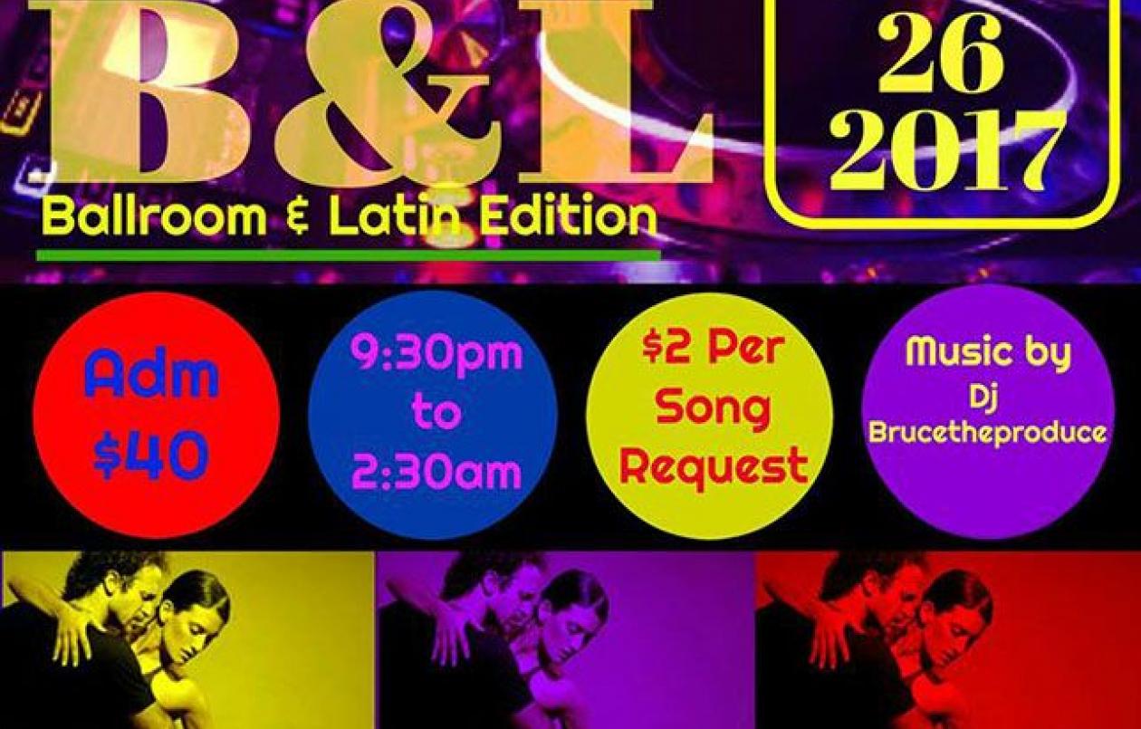 TRL Ballroom & Latin Edition