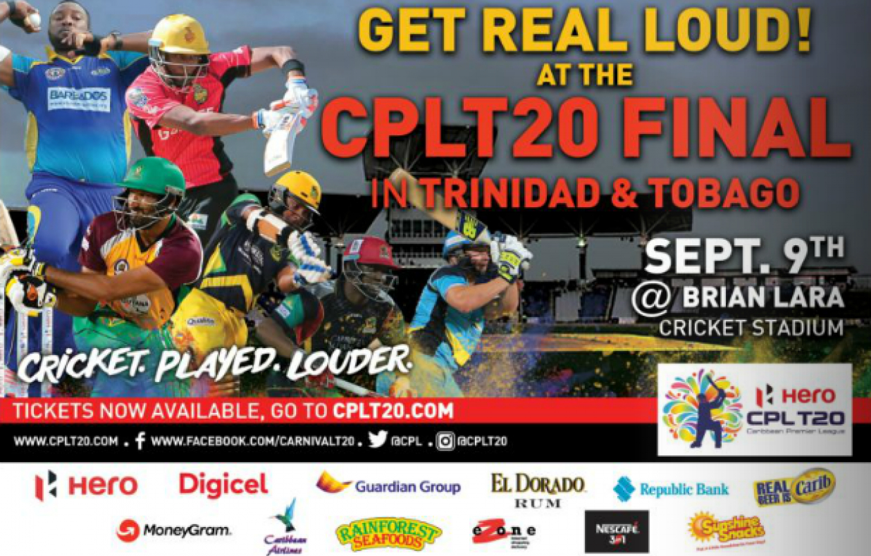 CPL T20 2017: Playoff 1
