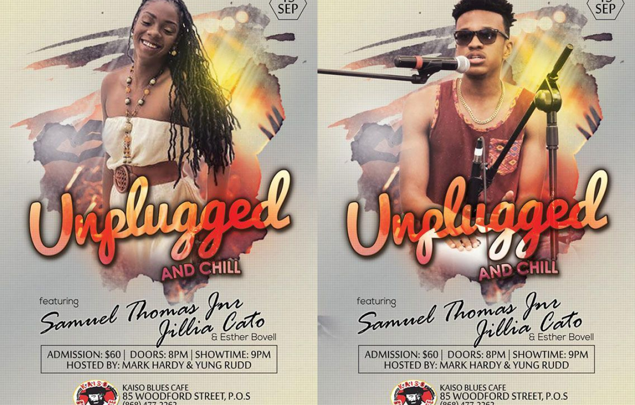 Unplugged & Chill [f. Samuel Thomas Jnr & Jillia Cato]