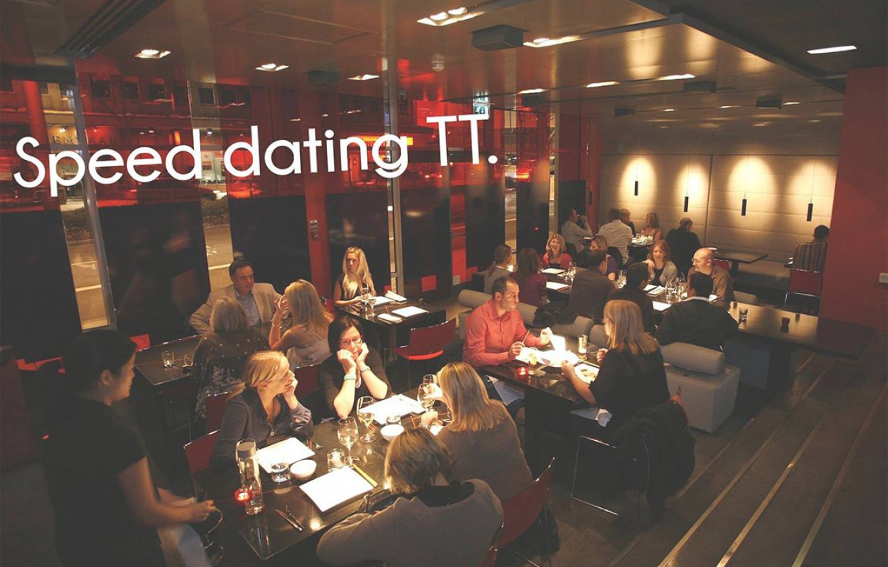 Speed Dating TT: 20.09.17
