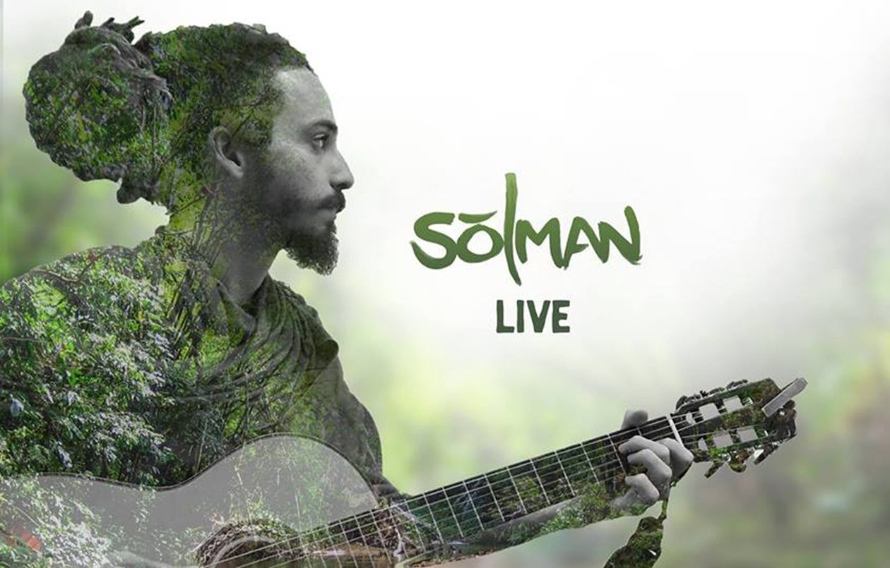 Solman LIVE at The Little Carib Theatre
