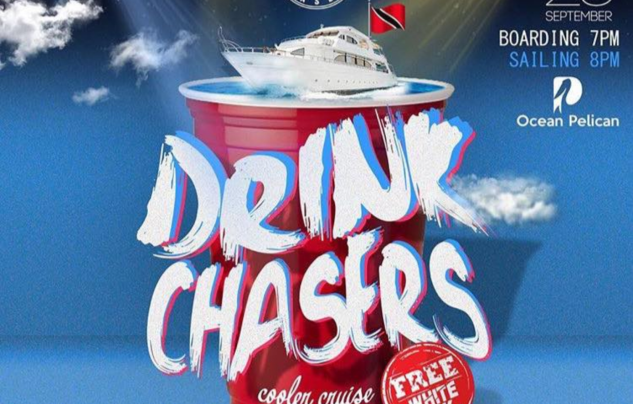 Drink Chasers Cooler Cruise