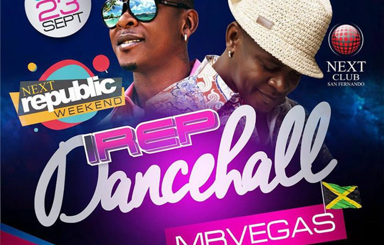 iREP Dancehall Ft. Mr. Vegas
