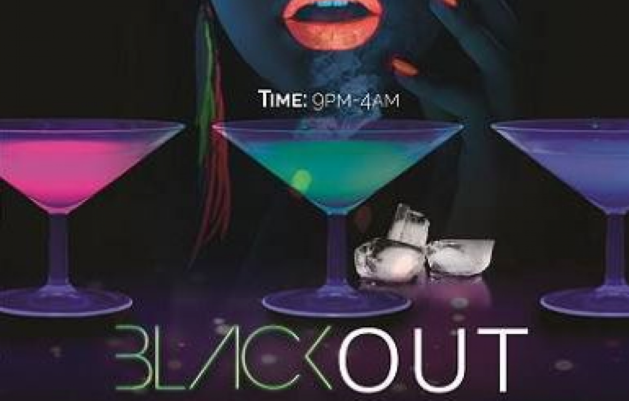 BLACK OUT - Turner, Dr. Dominic & Marcus Williams