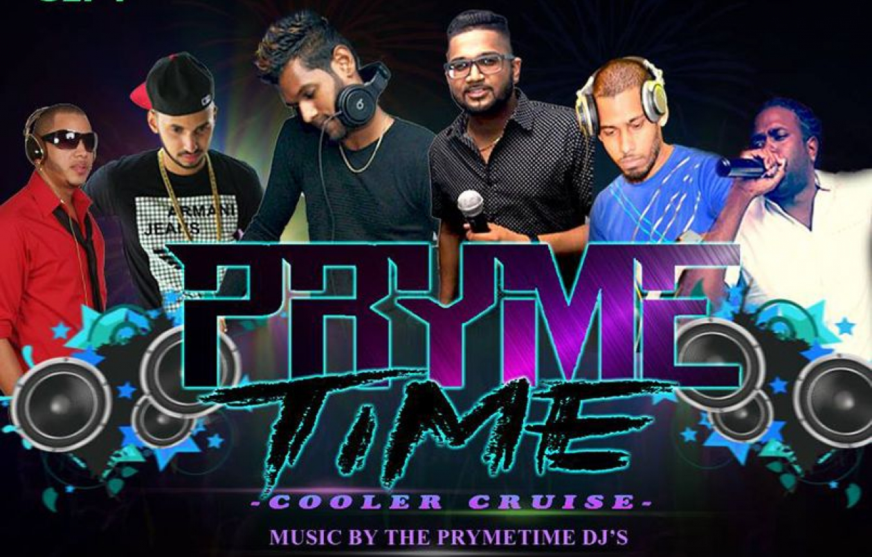PRYME TIME - Cooler Cruise 2017