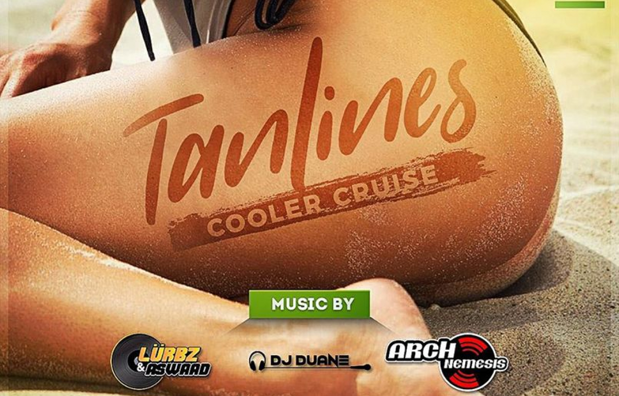 Tanlines Cooler Cruise 2017