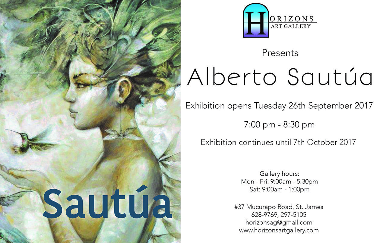 Alberto Sautúa Exhibition