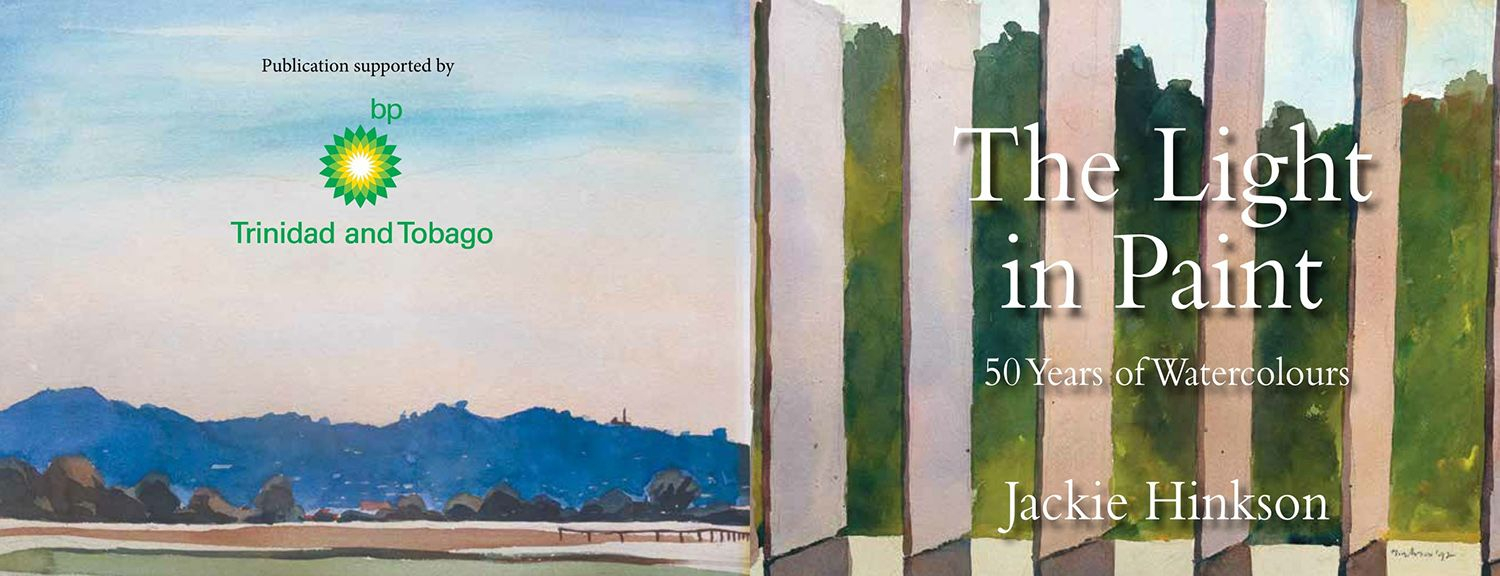 The Light In Paint: 50 Years of Watercolours by Jackie Hinkson