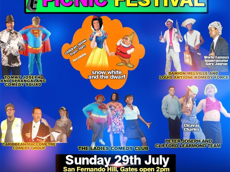 Comedy Picnic Festival