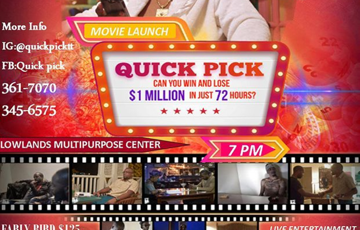 Quick Pick Movie Release