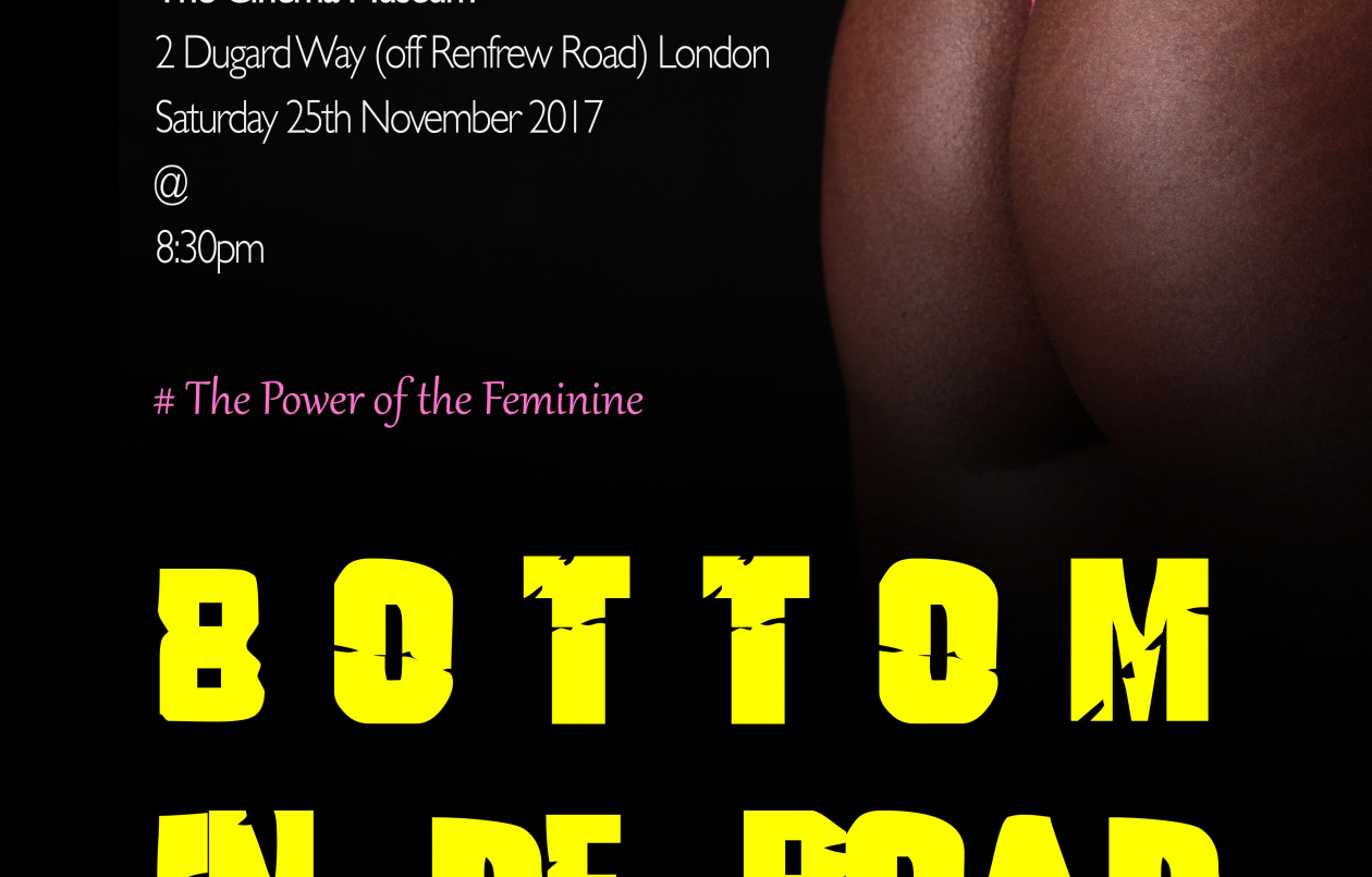 UK Premiere of Bottom in de Road movie