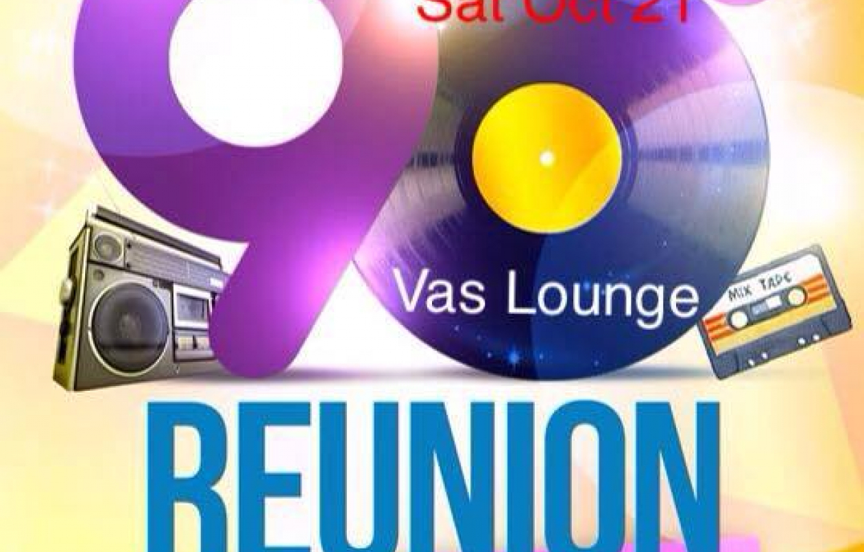 I Love The 90's: The Reunion Party