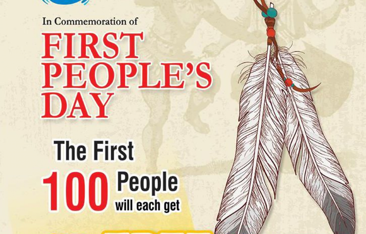 First People's Day at Five Islands