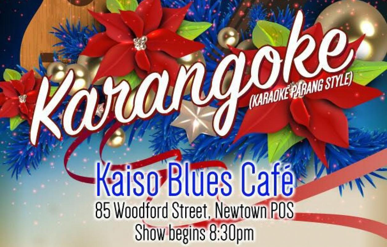 Karangoke (Karaoke Parang Style) & CD Launch