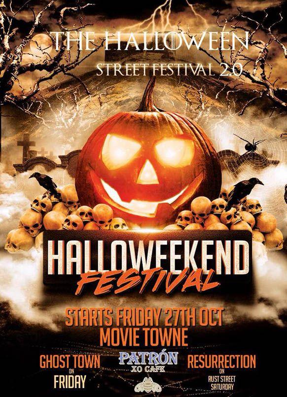 The Halloween Street Festival 2017: Night 2 ID 21771