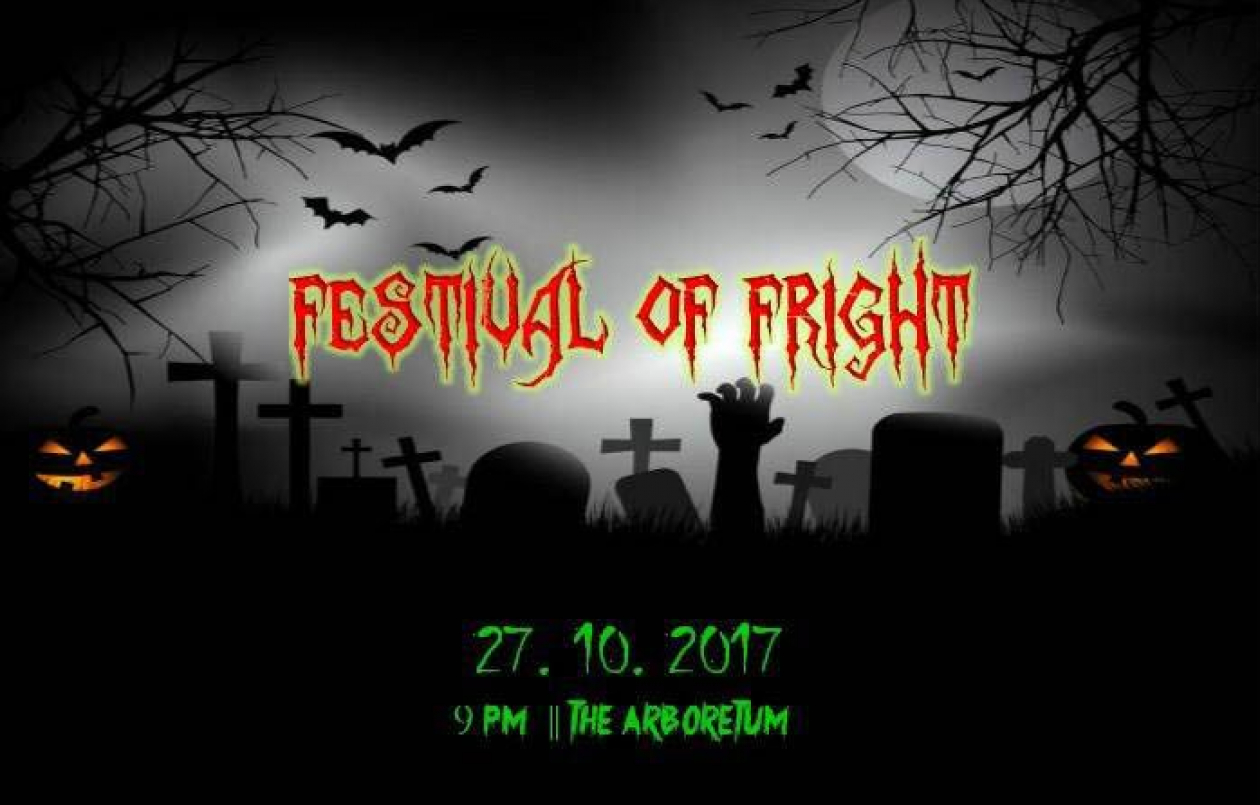 Festival of Fright - 27.10.17