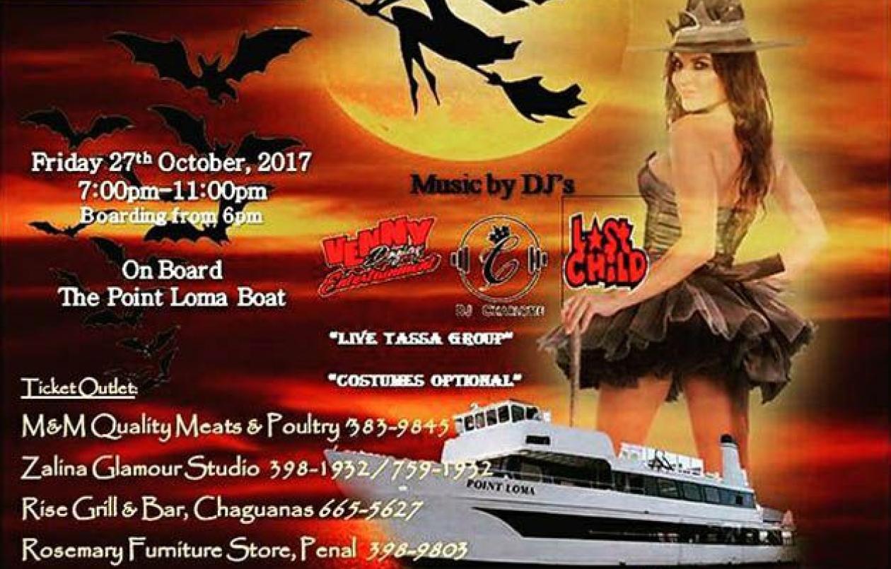 Hocus Pocus Cooler Cruise 2017