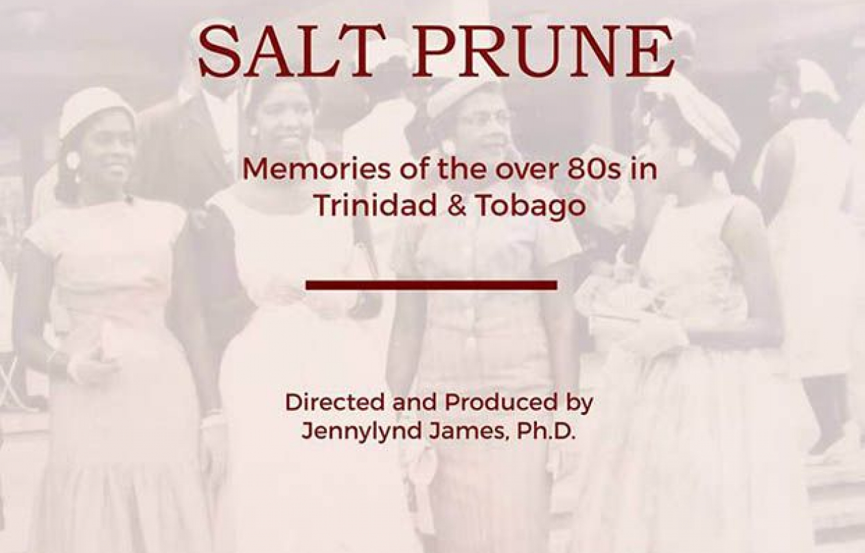 Premier of Salt Prune with the AzATT and Jennylynd James