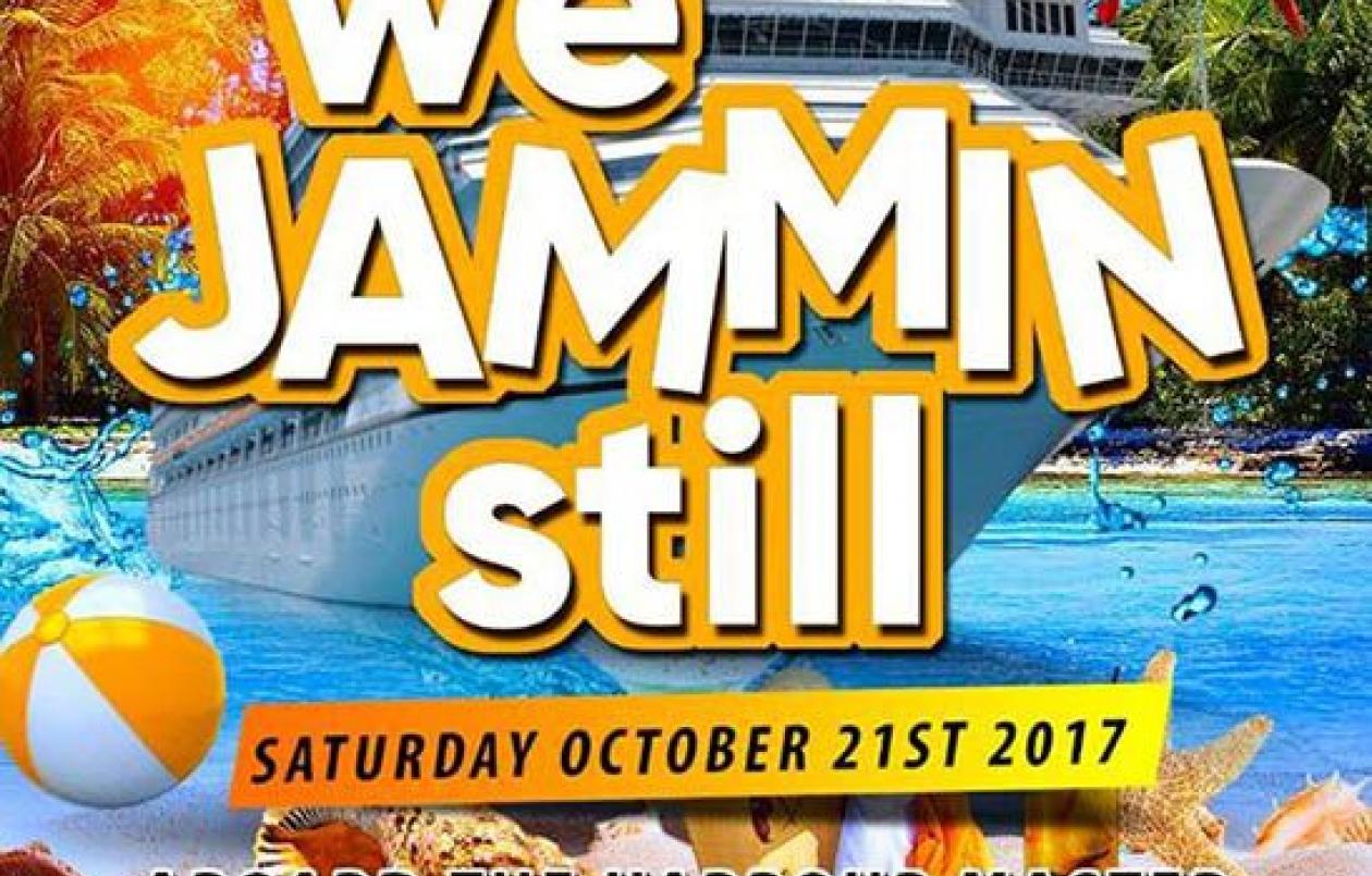 We Jammin Still Boatcruise