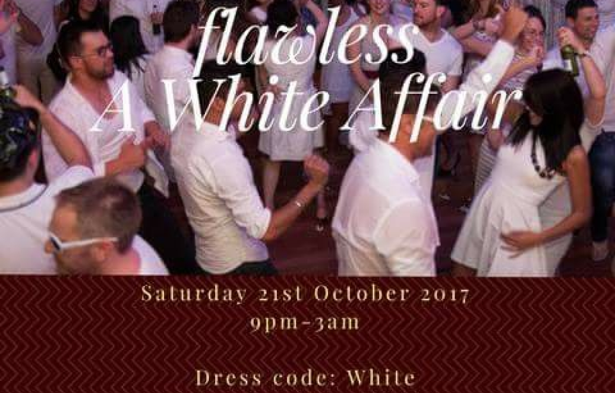 Flawless: A White Affair Latin Dance Party