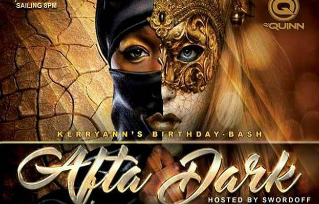 Afta Dark: The Black Mardi Gras Yacht Ride