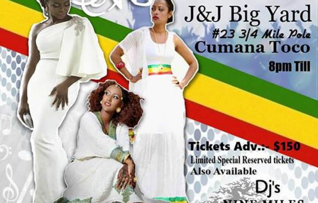 Reggae In White 2017