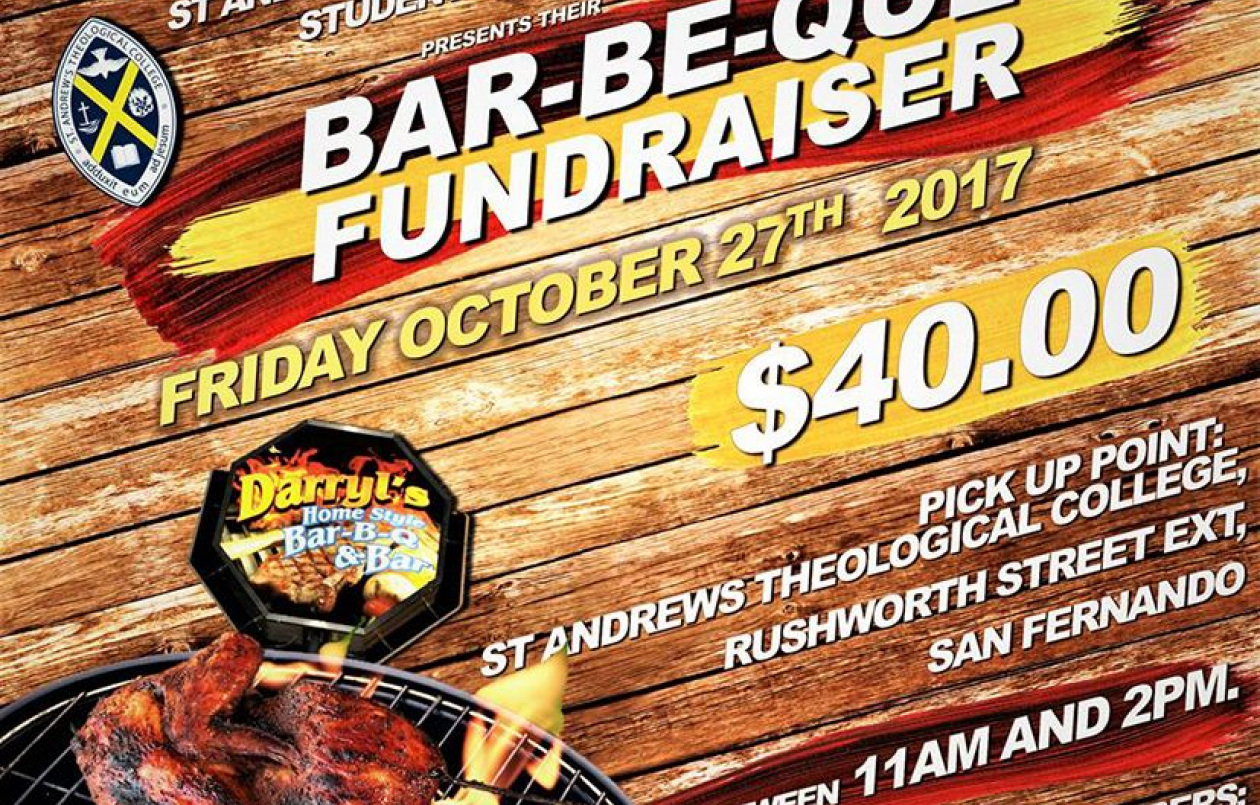 St. Andrew's Theological College Student Association Bar-Be-Que Fundraiser