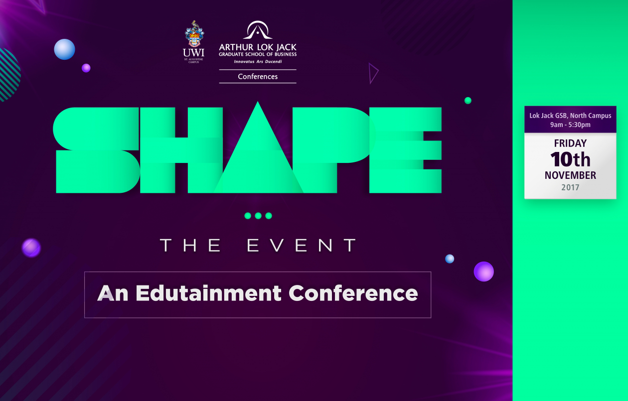SHAPE...The Event
