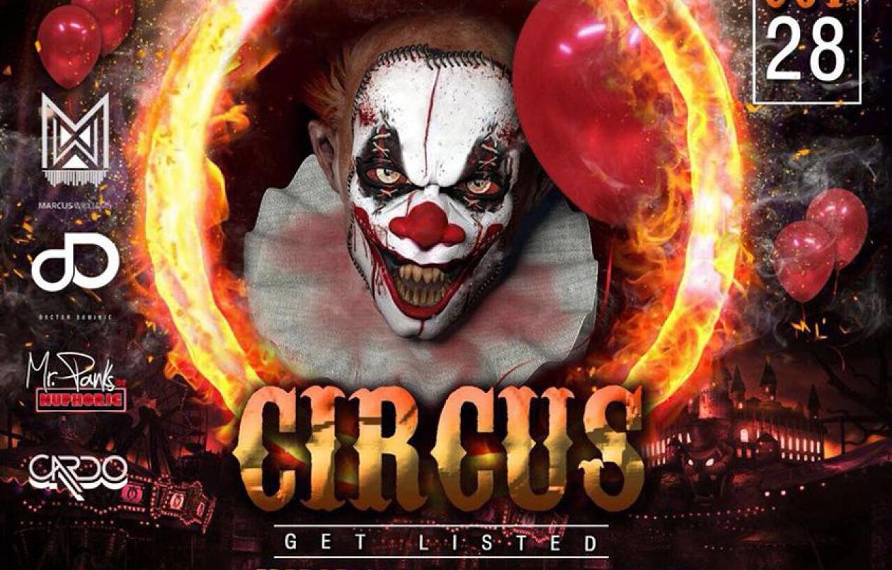 Circus - Halloween Event