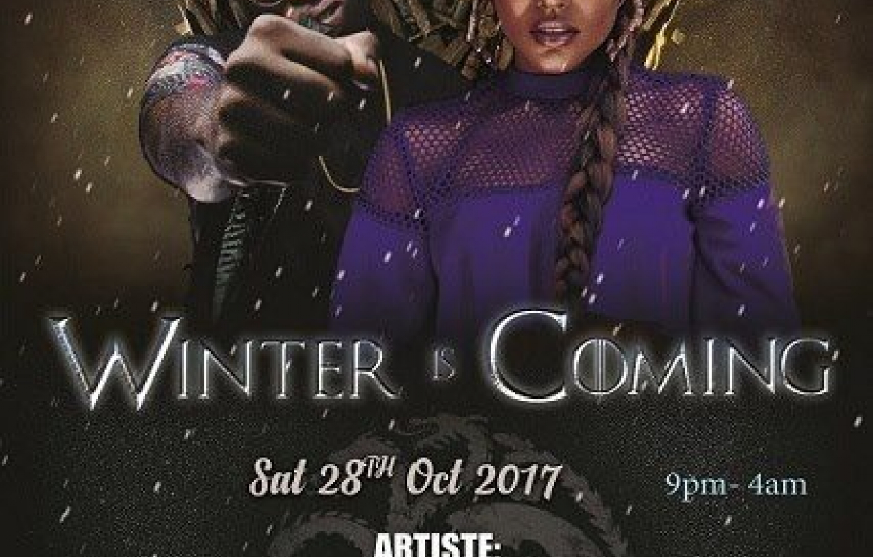 Winter is Coming - Live performance Nailah Blackman & Preedy