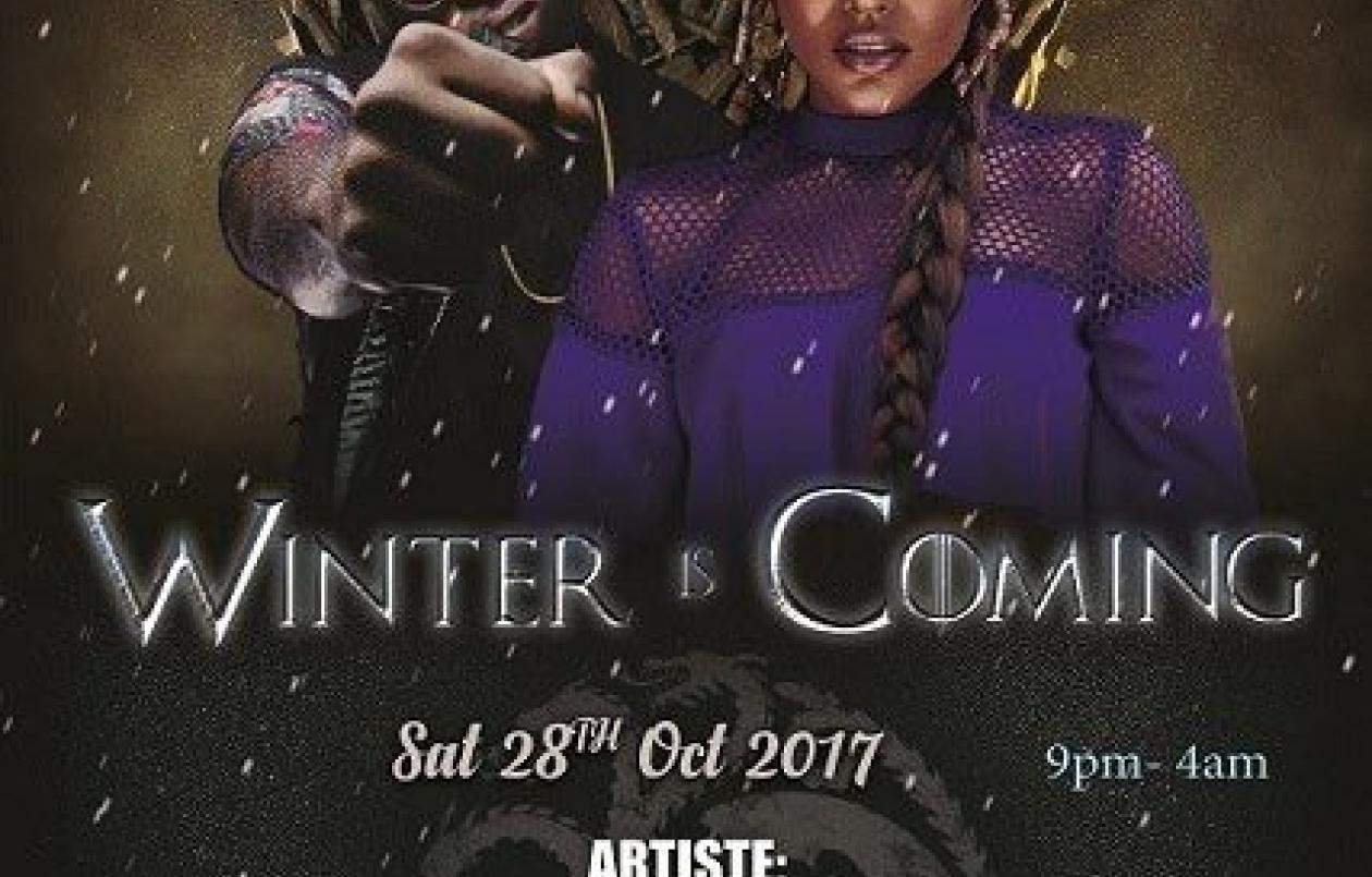 Winter is Coming - Live performance Nailah Blackman & Preedy