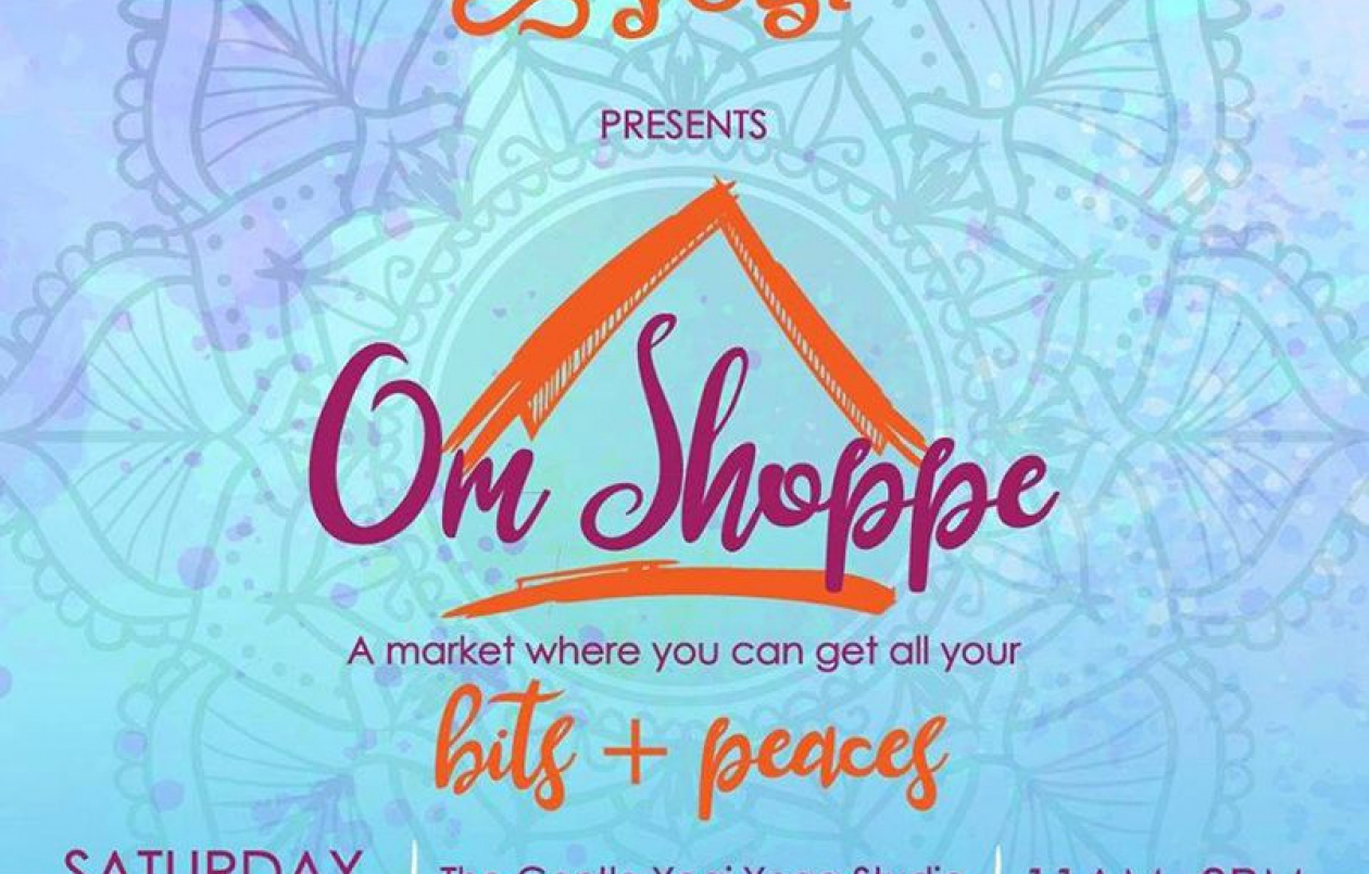 The Om Shoppe: 28.10.17