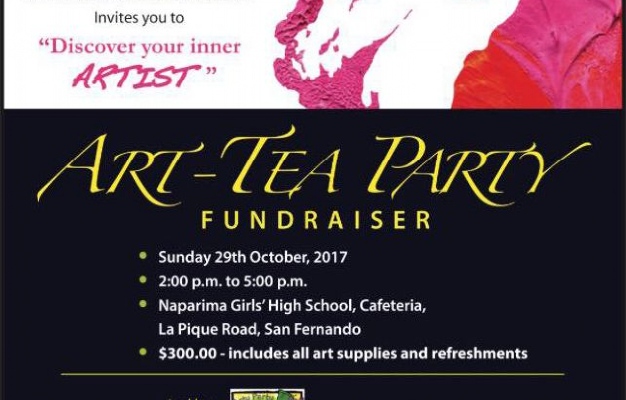 NGHS Non Nobis Foundation Art-Tea Party Fundraiser