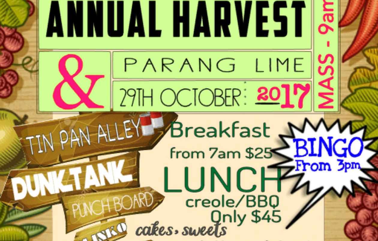 San Rafael Harvest & Parang Lime 2017