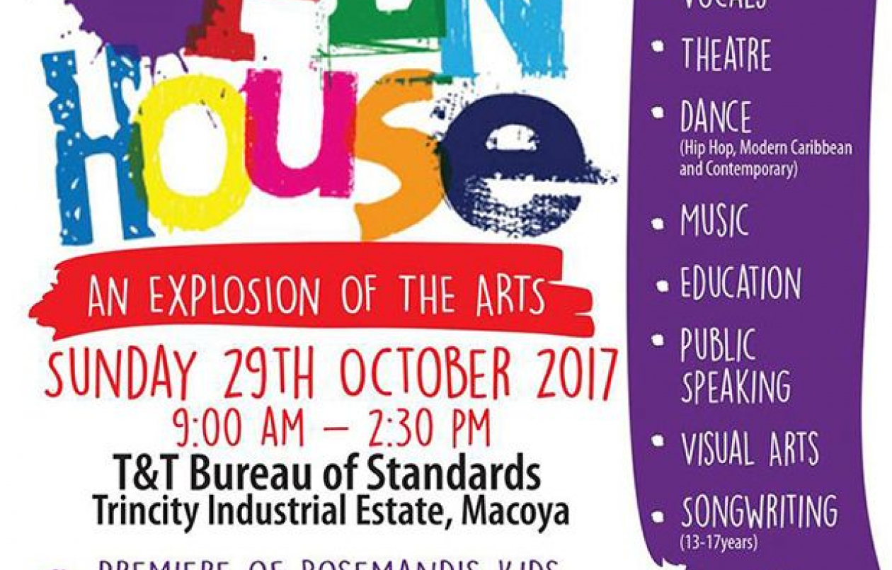 Rosemand's Open House/Concert 29.10.17