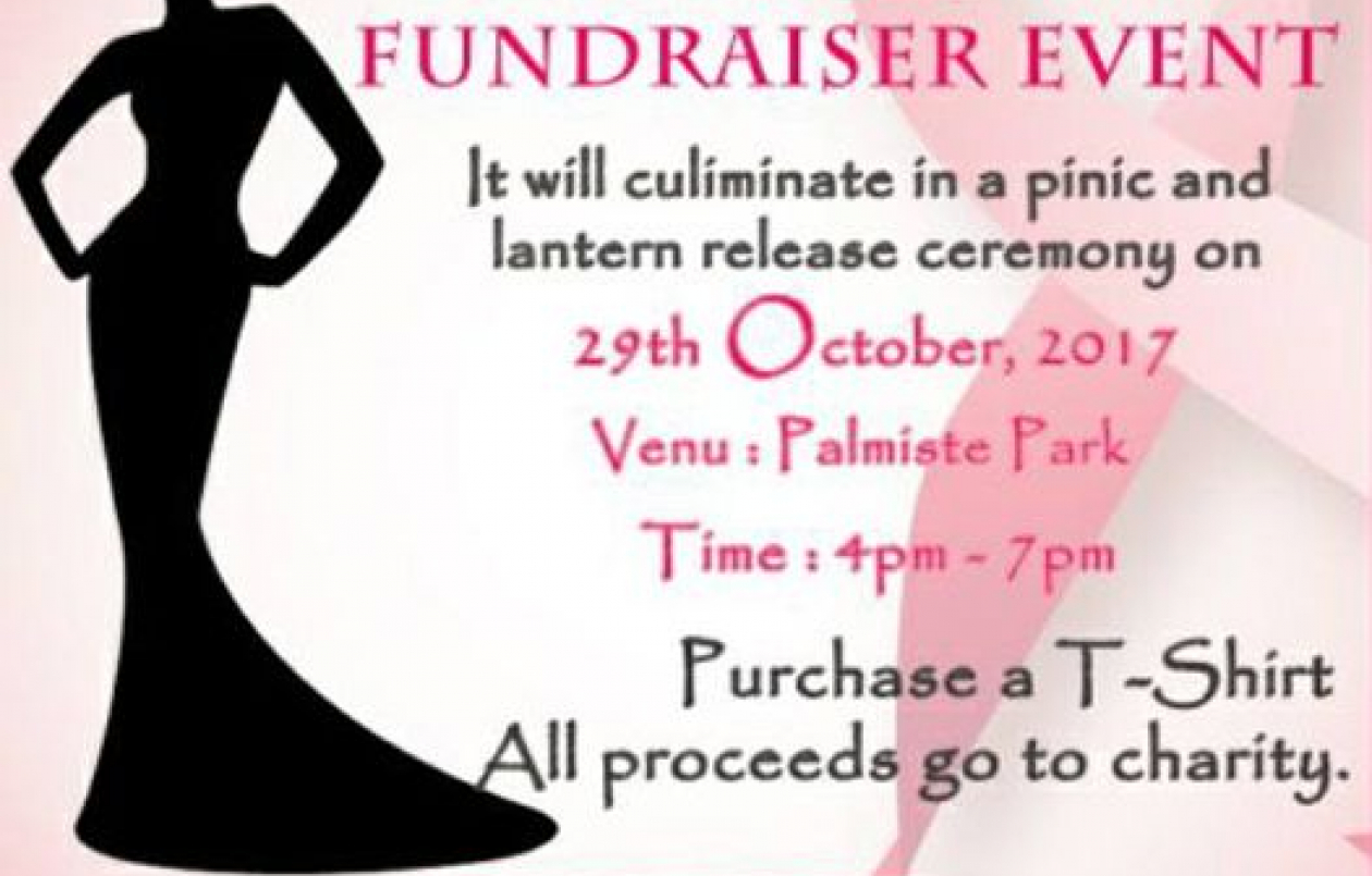 Breast Cancer Awareness And Fundraiser Event