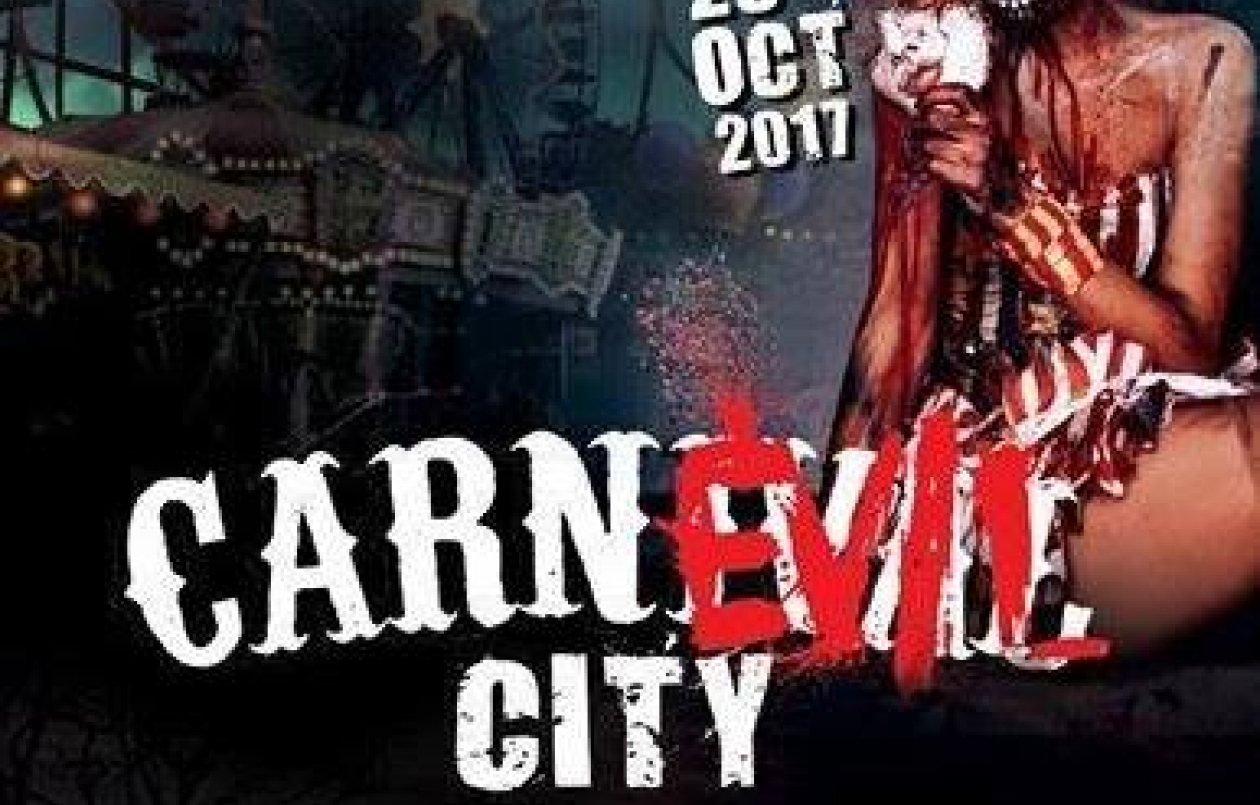 CarnEvil City Halloween Party 2017 - Free Drinks Edition