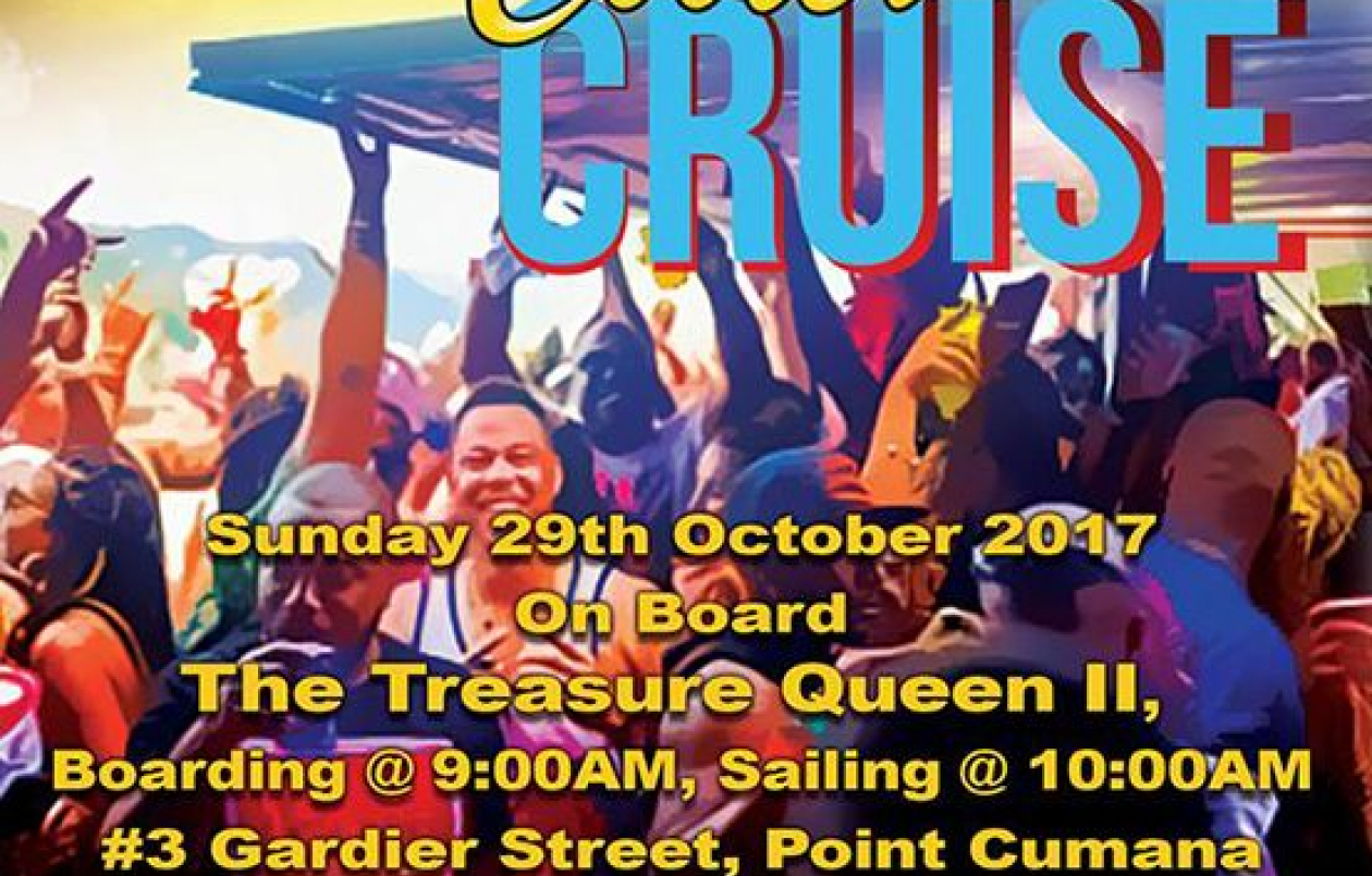 The Kaiso Journey Continues Cooler Cruise