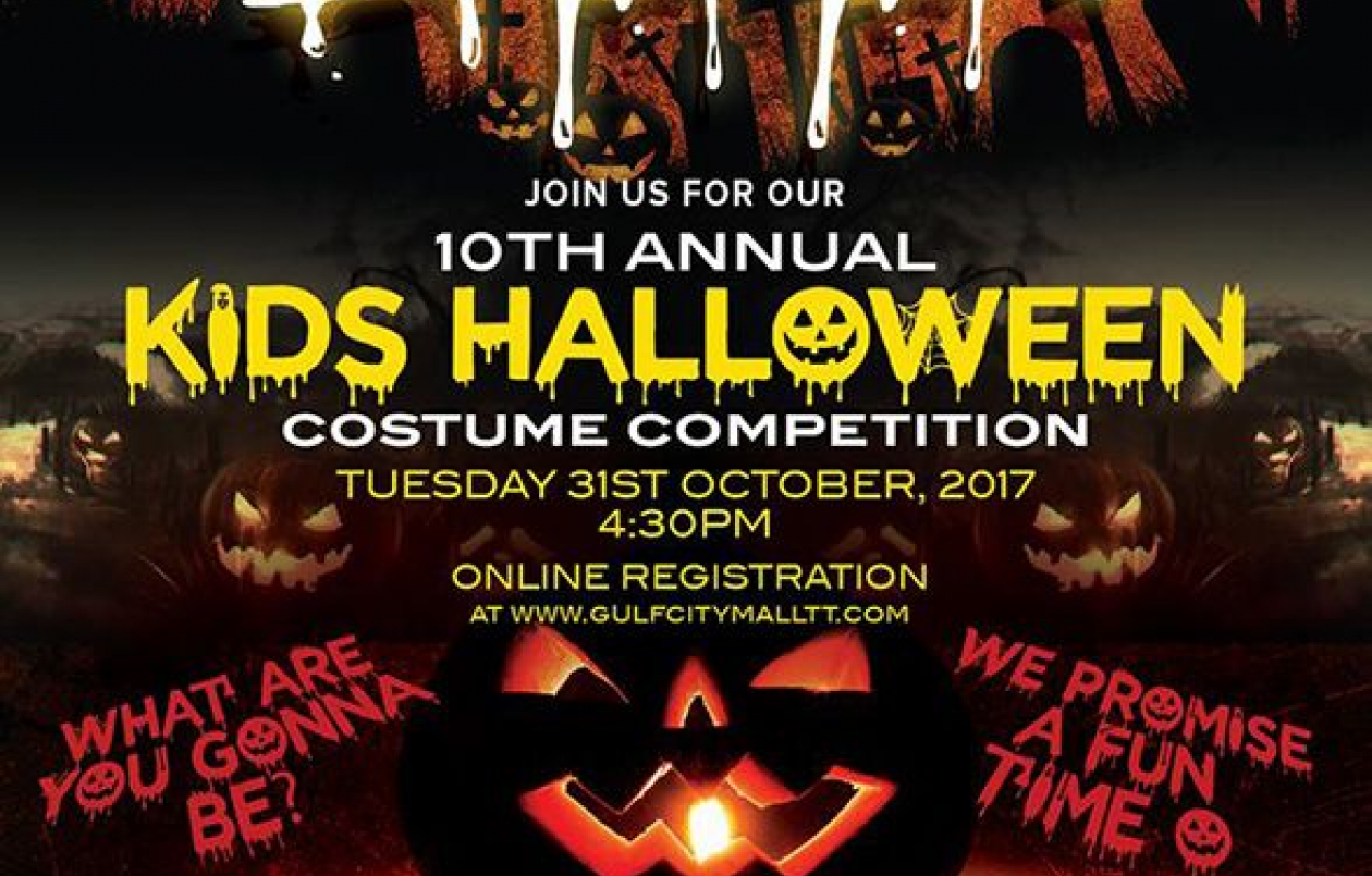 Gulf City's Kids Halloween Costume Competition 2017