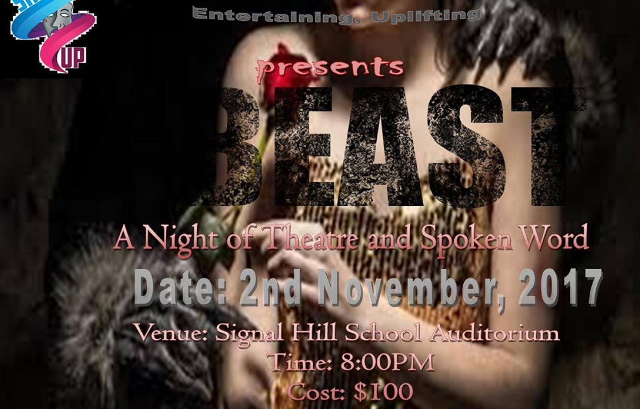 Beast: A Night of Theatre and Spoken Word