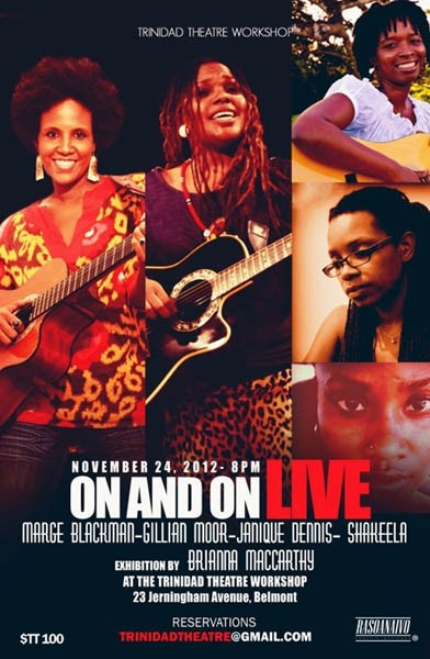 ON AND ON: Live Concert