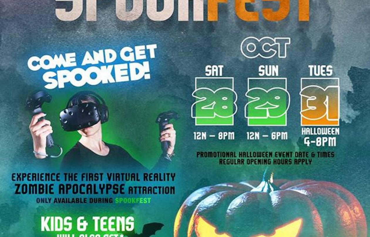 Five Islands Amusement Park Halloween Spookfest