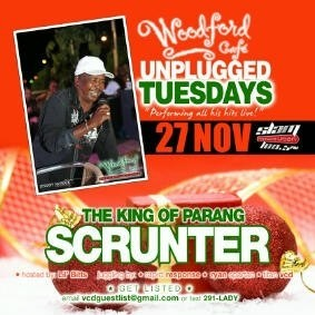 Unplugged Tuesdays! Scrunter, Mark Hardy & King Kong!